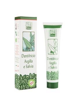 DENTIFRICIO • Argilla e Salvia
