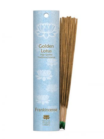 Golden Lotus Fiore Oriente Frankincense - Tara Center Shop