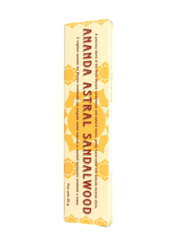 Incenso Ananda Astrale • SANDALWOOD