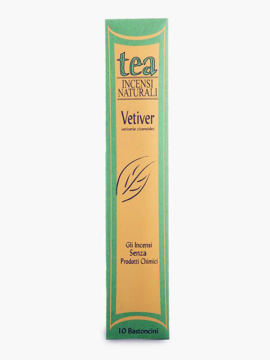 Incenso naturale a bastoncino • VETIVER