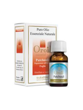 Olio essenziale • Oroil PATCHOULI