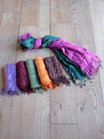 Scialli Meditazione - Colori Vari - Tara Center Shop