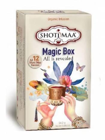 Tisane Shoti Maa MAGIC BOX Tara Center Shop